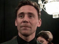 Click to make Tom smile.  How can you not smile when it lights up his whole face?
