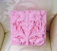 Morning Blooming Glory Square  Soap Mold Soap Mould Silicon Mold Candle Mold Resin Mold on Etsy, £3.43