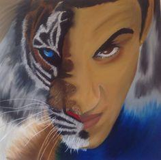 Adi's AS Fine Art coursework 2014