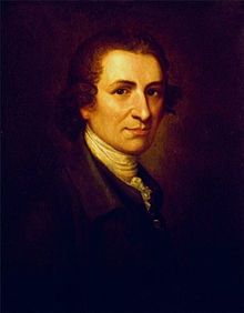 "Thomas Paine was a very important part of the Revolutionary war. He was the author of ""Common Sense."" He was a leader in the war."