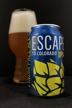 Epic Brewing Company Escape to Colorado IPA