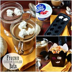 Frozen Cocoa Cooler