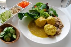 New Year's Eve Idea: Danish Curried Meatballs - The Family Dinner by Laurie David