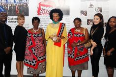 Princess of Swaziland Visits University of Innovation African Tribes, African Women, African Fashion, White Girls, White Women, Black Royalty, African Royalty, We The Kings, Black Families