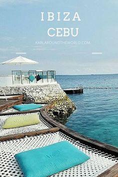 Nice place to hang out in Mactan Cebu. Check out Ibiza. Nice place to hang out in Mactan Cebu. Check out Ibiza. Menorca, Ibiza Formentera, Ibiza Travel, Spain Travel, Ibiza Beach Club, Beach Pool, Style Ibiza, Mactan Island, Cebu City