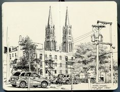 Denver Cathedral, seen from Grant Street | Flickr - Photo Sharing!