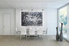 Öl Gemälde 'Letzter Schliff' 180x120cm