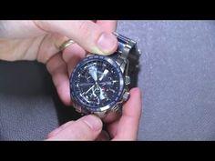 New Items - Robert August Apparel Seiko Sportura, Gadget Watches, Types Of Technology, Perpetual Calendar, Solar, Specs, Youtube, Photos, Clocks