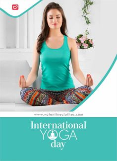 When you inhale, you are taking the strength from God. When you exhale, it represents the service you are giving to the world. Happy International Yoga Day https://valentineclothes.com/  #Yoga #worldyogaday #internationalyogaday #meditation #exercise #peace #innerpeace #Soul #mind #yogasession #valentine #valentineclothes #madewithlove #happyshopping