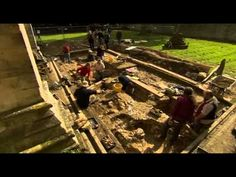 ▶ Time.Team.S16-E12 Buried Bishops and Belfries: Salisbury Cathedral - YouTube