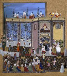 Feast of Id - Soody Sharifi. Galerie Kashya Hildebrand, Zurich, Switzerland. #Iran #Contemporary art #art #eid #artists