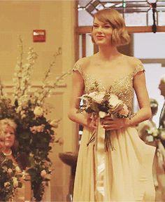 fearless13 — havleyquinn: Taylor as the maid of honor...
