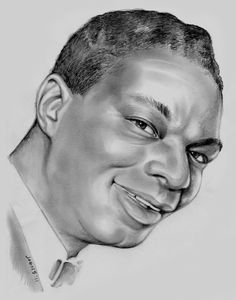 Nat King Cole by gregchapin.deviantart.com on @deviantART