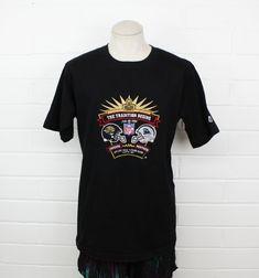 Vintage 90s NFL Football Shirt Medium Baggy Jacksonville Jaguars North  Carolina Panthers Hall of Fame Game Embroidered Tee T-Shirt 478221082