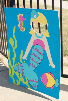Mermaid 2nd Birthday Party - Karas Party Ideas - The Place for All Things Party