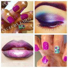 Make up ad Nails