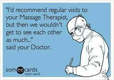 #massage can't fix everything, but it sure does help!