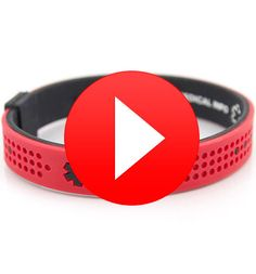Myid Sport Red And Black Medical Id Bracelet Lauren S Hope Bracelets