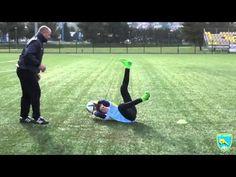 Goalkeeper Training - Explosive Movement - SeriousGoalkeeping.net - YouTube