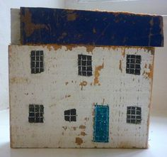 Kirsty Ellis Designs - Cornish cottage. Very good.