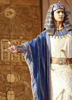 Tutankhamun - Avan Jogia in Tut (TV mini-series 2015).