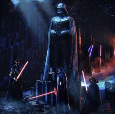 Darth Vader - Knights of Ren