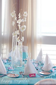 Wedding Centerpiece 1 by ohsohappytogether, via Flickr
