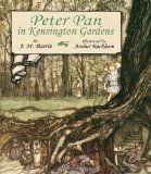 Classic Children's Books From The 1900s; Peter Pan in Kensington Gardens