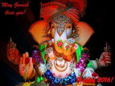May Lord Ganesha bless you!