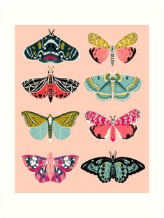 Lepidoptery No. 1 by Andrea Lauren • Also buy this artwork on wall prints, apparel, phone cases, and more.