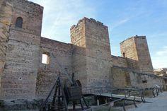 Torres del Castillo de Buitrago de Lozoya