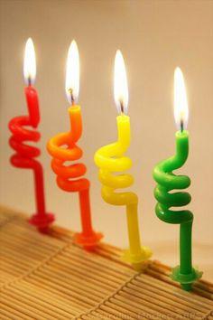 loving candles