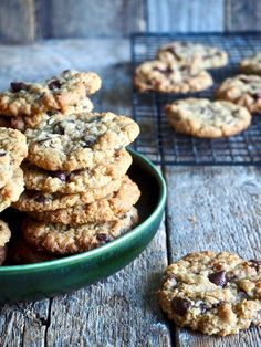 Alt-i-ett meksikansk gryte - Mat På Bordet Coconut Chocolate Chip Cookies, Vegetarian Chocolate, Tex Mex, Quick Recipes, Clean Eating Snacks, Hot Chocolate, Sweet Treats, Food And Drink, Favorite Recipes