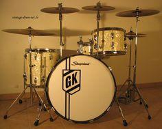 vintage drum sets - Google Search