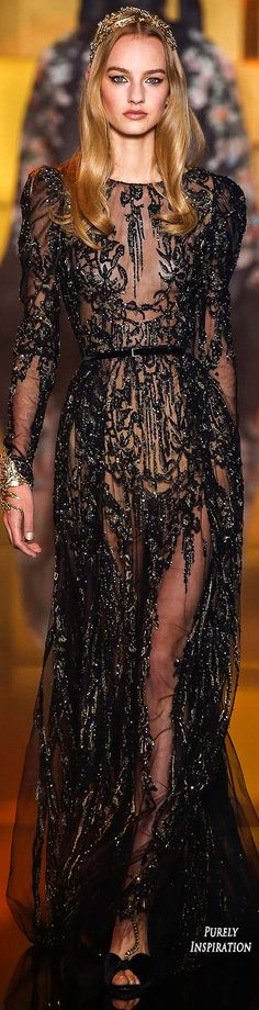 Elie Saab Haute Couture Fall 2015   Purely Inspiration
