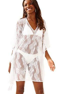 48849b187d72 Atlin Lace Caftan: $138 Bathing Suit Dress, Bathing Suit Cover Up, Swim  Cover