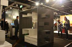 Dizzconcept Pia Compact Kitchen - Shelves