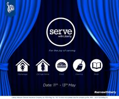 We at Liberty Videocon take pride in giving back. Watch out this space… #servewithliberty