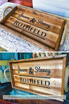 Personalized Wedding Gifts, Personalized Gifts, Customized Wedding Gifts, Personalized Wood Tray, Wooden tray #weddinggifts #woodentray #woodtray #personalizedgifts