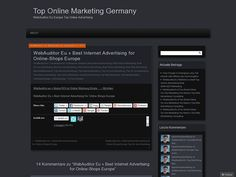 #WebAuditor Best On-line Marketing http://WP.me/p2SWYc-3t #BestOnlineMarketing http://WP.me/p2SWYc-mq #SeriouslyInternetMarketing  http://bestmarketingonline.org