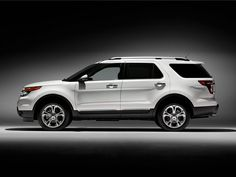 New and Used Cars for Sale, Ford Dealership and Service Center 2014 Ford Explorer Xlt, Ford Explorer Limited, Explorer Sport, Red Interior Car, Ford Sync, New Cars For Sale, Ford News, Toyota Cars, Lifted Ford
