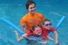 Çocuk Yüzme Kursu