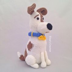 A personal favorite from my Etsy shop https://www.etsy.com/listing/268562494/crochet-pattern-max-the-secret-life-of