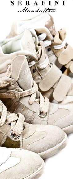Serafini Manhattan beige/sand/white....