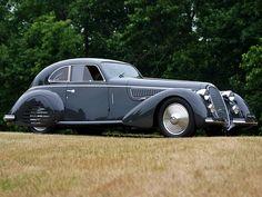 1937 Alfa Romeo 8C 2900B Corto Touring by Berlinetta & lsquo