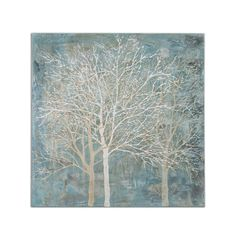 Uttermost 41907 Muted Silhouette Canvas Art