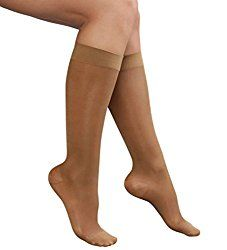 Alive support pantyhose hanes