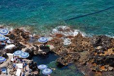 Capri: La Fontelina Beach Club