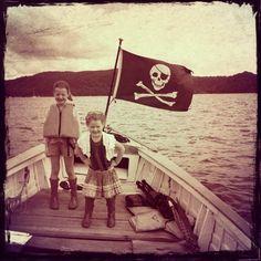 Pittwater Pirates. Photo by sassandbide