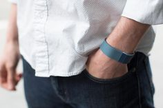 Two Surprises in Fitbit's New Charge Fitness Tracker